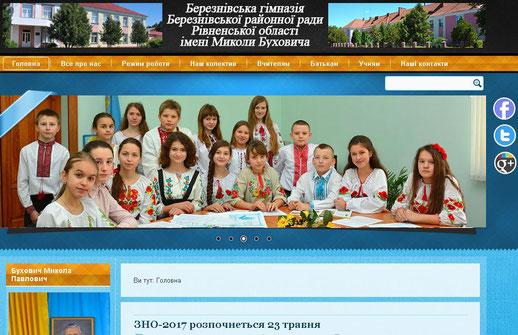 Березнівська гімназія імені Миколи Буховича