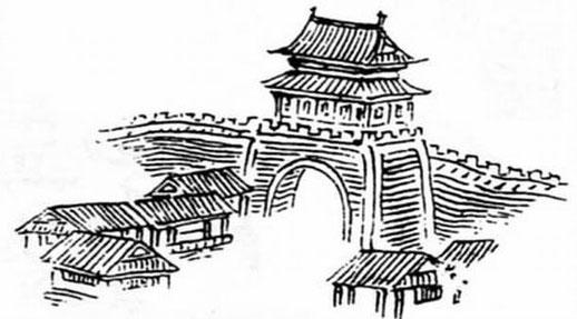 Murailles. Henri Maspero (1883-1945) : Contribution à l'étude de la société chinoise à la fin des Chang et au début des Tcheou. Bulletin de l'École française d'Extrême-Orient, tome 46 n°2, 1954