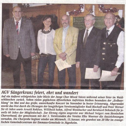 15.01.2014 Bürgerblatt