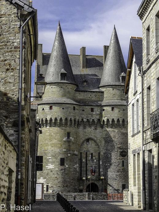 Bild: Château de Vitré