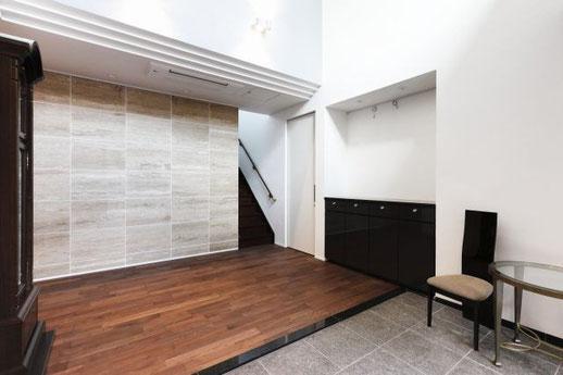 オーダー家具,玄関収納