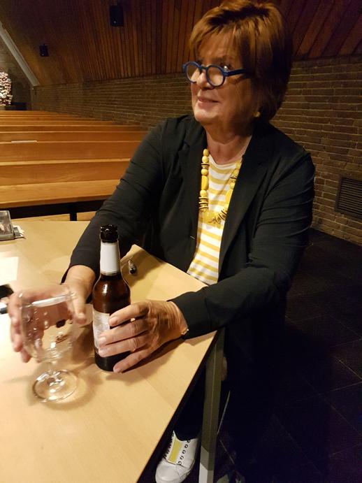 Christine Westermann, Signierzeit