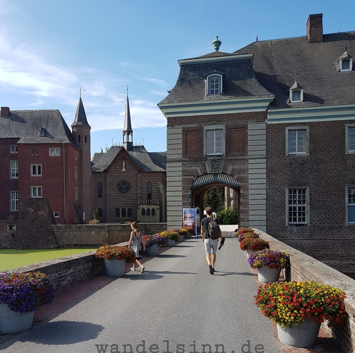 Schloss Wissen, Weeze