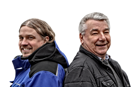 Rainer Daub & Julius Schroers