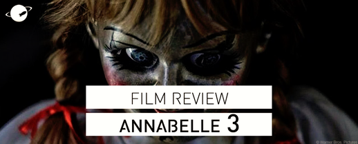 annabelle 3 film review movie rezension conjuring