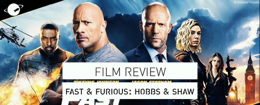 film review Fast and furious hobbs and shaw FANwerk kritik deutsch rezension