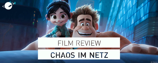 Chaos im Netz Ralph breaks the internet movie scene Disney animation pincess star wars marvel film review deutsch FANwerk