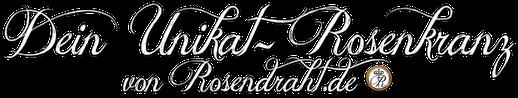Dein Rosenkranz Unikat Rosenkranz Rosendraht.de Rosenkränze Rosenkranzketten