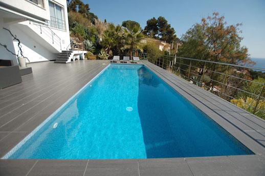 Location maison avec piscine, villa avec piscine privée, villa de luxe avec piscine, les plus belles villas à louer à Lloret de Mar