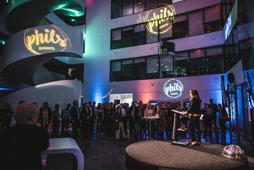 Location in Braunschweig für Events und Veranstaltungen aller Art, wie Empfänge, Firmenevents, Messen, Produktpräsentationen, Firmenfeiern oder Kongresse.