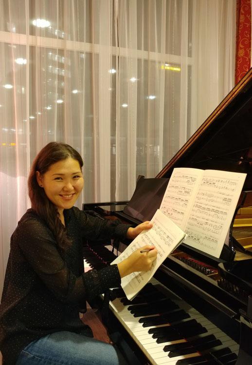 Geigenunterricht und Klavierunterricht in Flingern-Nord, Pempelfort, Düsseltal