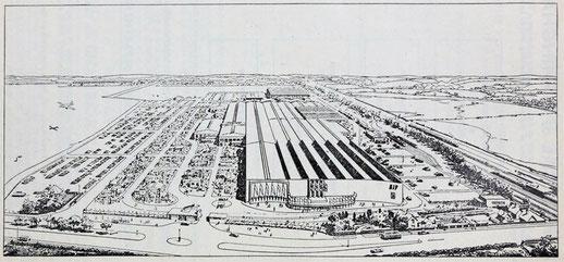 The British Industries Fair in 1957