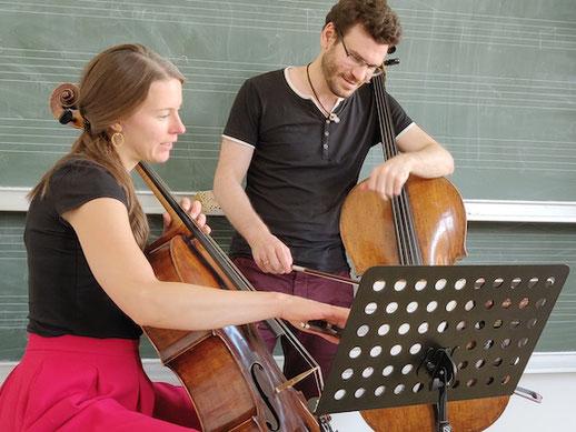 Cellolehrer in München-Giesing, Dreihmühlenviertel, Isarvorstadt