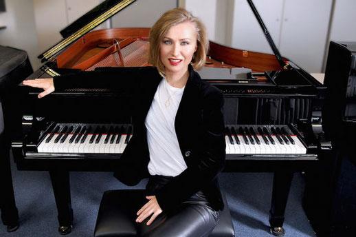 Russische Schule - Klavier lernen über Skype