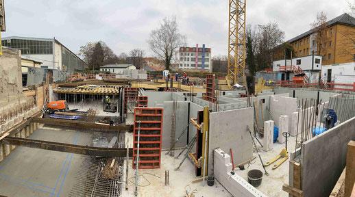 dgk architekten, Wohnungsbau, Berlin Pankow, Mühlenstraße 60, Ausschreibung, Bauleitung