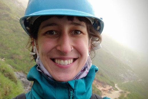 Sarah, lonelyroadlover, mountai climbing, Bavaria