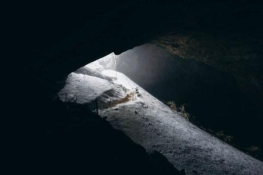 Schellenberger Eishöhle, Höhlen in Deutschland, Wandern am Untersberg