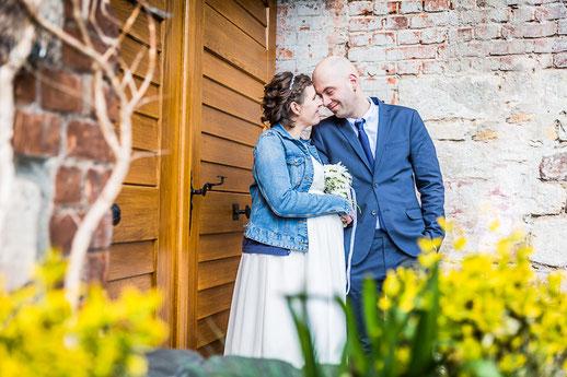 Heiraten im auf dem PonTom des Arthotels Kiebitzberg in Havelberg mit einem Hochzeitsfotografen