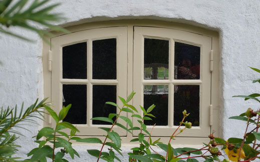 Das Fensterhandwerk (Leinölmethode) - Leinölfarbe von ALLBÄCK
