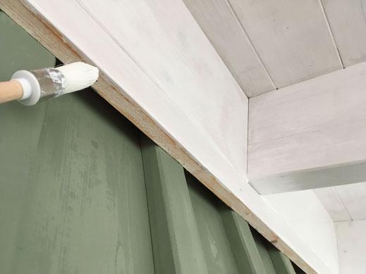 KUNDENPROJEKT Holzhausfassade mit der Leinölmethode streichen DIY