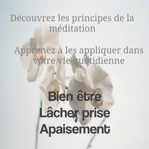 La méditation pour lâcher prise à tours 37