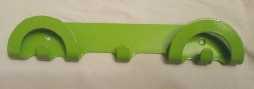 Portemanteau design coloris vert PANTONE