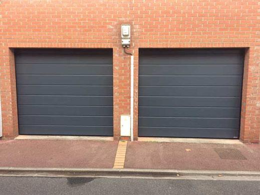 Porte de garage Coudekerque Branche