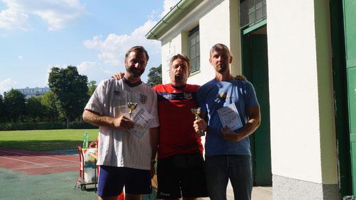 3. Platz: Marschik Norbert/Ruiner Christian