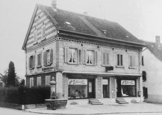 Bild: Hanspeter Albrecht, Bülach