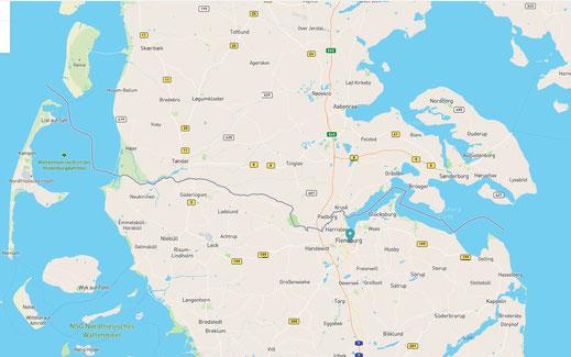 Die deutsch-dänische Grenzregion