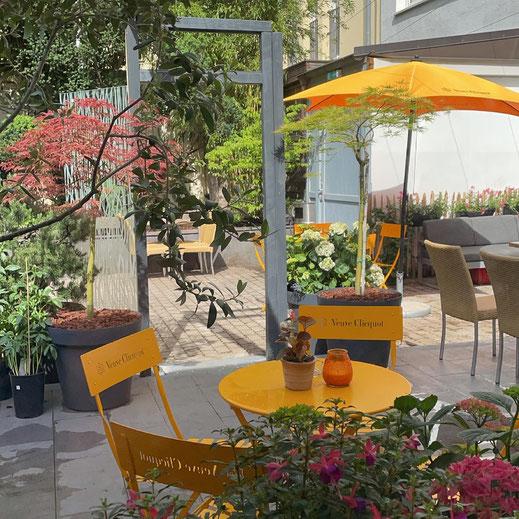 Eventlocation Garten Outdoor