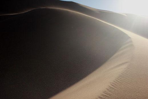 Düne in der Südgobi