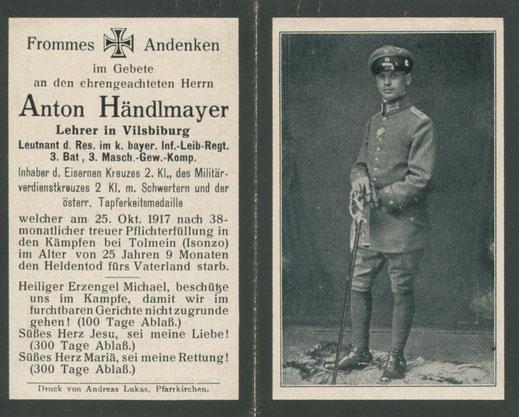Original in der Sammlung I. Voigt.