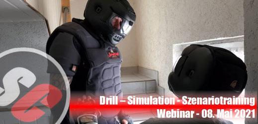 SC Int'l - Street Combatives - Webinar - Drill - Simulation - Szenariotraining