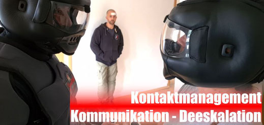 SC Int'l - Street Combatives - Webinar - Kontaktmanagement - Kommunikation - Deeskalation
