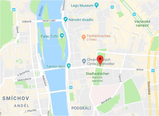 Prag - Karlsplatz