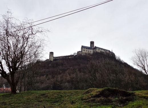 Die Burg Bezdez