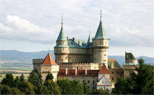 Schloss Bojnice - Pixabay