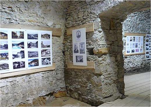 Burg kokorin - historische Daueraustellung