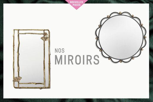 Notre collection de miroirs Mobilier De Style