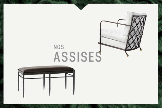 Notre collection d'assises Mobilier De Style