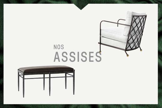 Notre collection d'assises Mobilier De Style