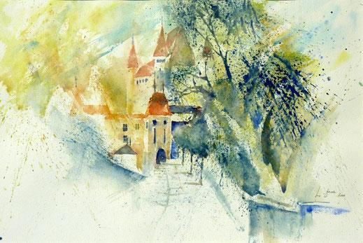 Schloss Thun, 2002