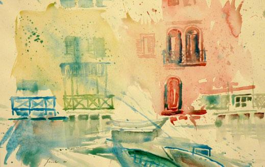 Venedig, 1992