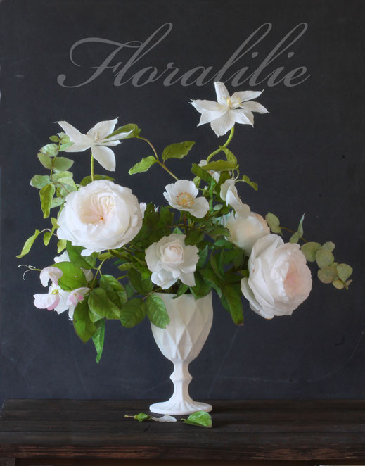 Wafer Paper Roses | Floralilie Sugar Art