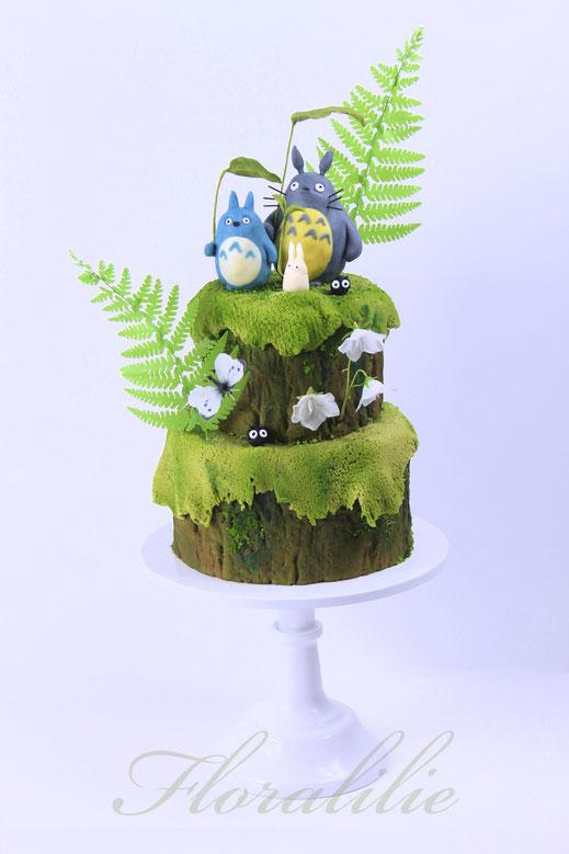 BTS Cake | Floralilie Sugar Art