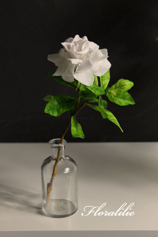 Wafer Paper Gardenia | Floralilie Sugar Art