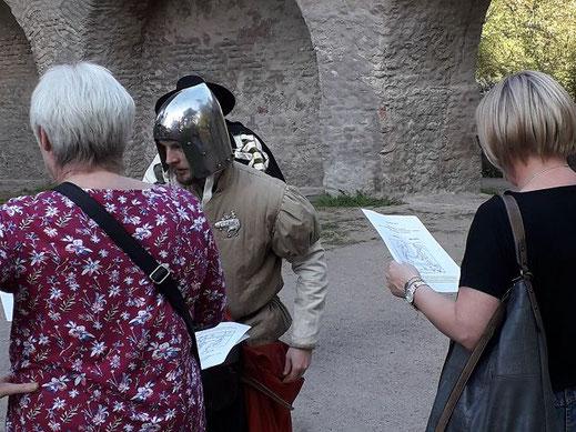 Historische Stadtrallye Speyer