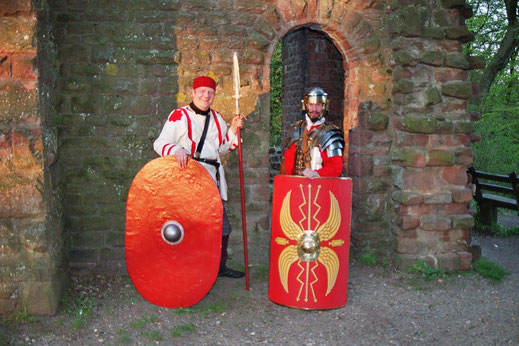 Römer Turnier in Mannheim