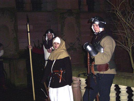 Speyer: Rittermahl